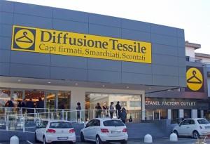 шопинг в италии в diffusione tessile