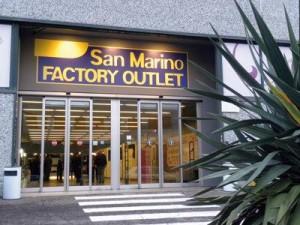 сан марино шопинг