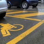 места для инвалидов в италии