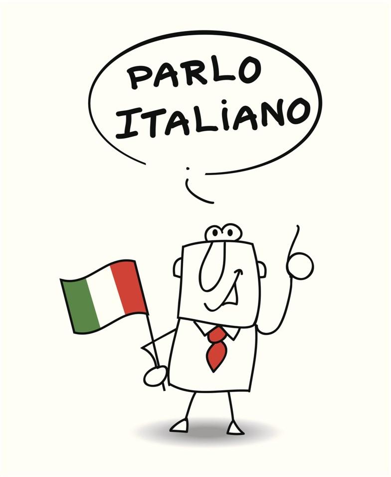 parlo_italiano